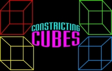 Constricting Cubes Badge