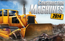 Construction Machines 2014 Badge