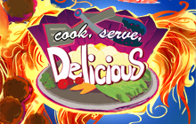 Cook, Serve, Delicious! Badge