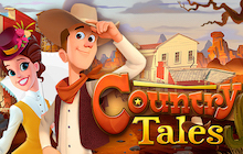 Country Tales Badge