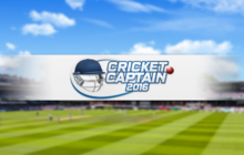 Cricket Captain 2016 Badge