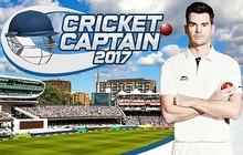 Cricket Captain 2017 Badge
