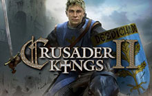 Crusader Kings II Badge