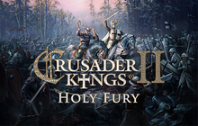 Crusader Kings II: Holy Fury Badge