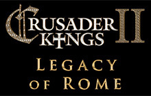 Crusader Kings II: Legacy of Rome Badge