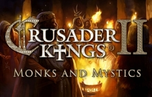 Crusader Kings II: Monks and Mystics Badge