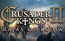 Crusader Kings II: Rajas of India Badge