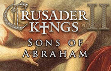 Crusader Kings II: Sons of Abraham Badge