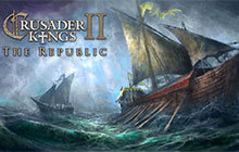 Crusader Kings II: The Republic Badge