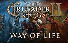 Crusader Kings II: Way of Life Badge