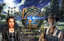 Crystals of Time Badge