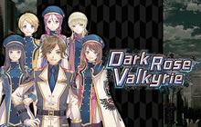 Dark Rose Valkyrie Badge