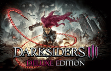 Darksiders III Deluxe Edition Badge