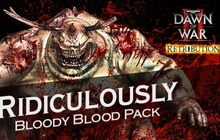 Warhammer 40,000: Dawn of War II - Retribution - Ridiculously Bloody Blood Pack Badge