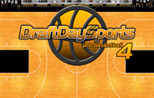 Draft Day Sports: Pro Basketball 4 Badge