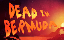 Dead In Bermuda Badge