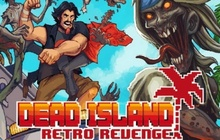 Dead Island Retro Revenge Badge