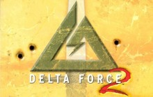 Delta Force 2 Badge