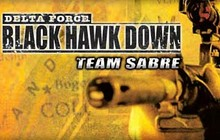 Delta Force — Black Hawk Down: Team Sabre Badge