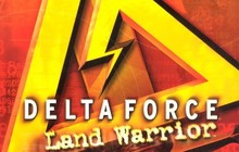 Delta Force Land Warrior Badge