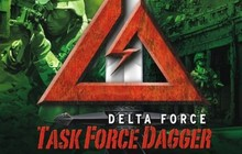Delta Force: Task Force Dagger Badge