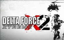 Delta Force Xtreme 2 Badge