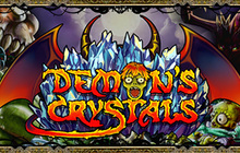 Demon's Crystals Badge