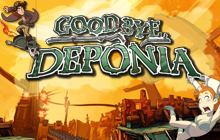Deponia 3: Goodbye Deponia Badge
