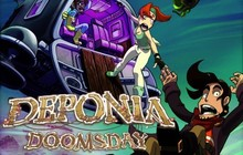 Deponia Doomsday Badge