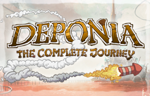 Deponia - The Complete Journey Badge