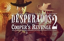 Desperados 2: Cooper's Revenge Badge