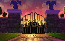 DGU: Death God University Badge