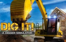 Dig IT! - A Digger Simulator Badge
