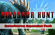 Dinosaur Hunt - Carnotaurus Expansion Pack Badge