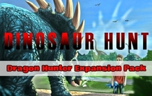Dinosaur Hunt - Dragon Hunter Expansion Pack Badge