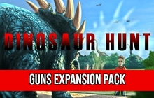 Dinosaur Hunt - Guns Expansion Pack Badge