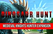 Dinosaur Hunt - Medieval Knights Hunter Expansion Pack Badge