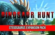 Dinosaur Hunt - Stegosaurus Expansion Pack Badge
