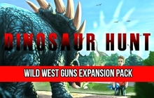 Dinosaur Hunt - Wild West Guns Expansion Pack Badge