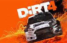 DiRT 4 Badge