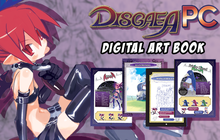 Disgaea PC - Digital Art Book Badge
