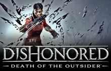 Dishonored: Death of the Outsider Badge