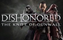 Dishonored: The Knife of Dunwall Badge
