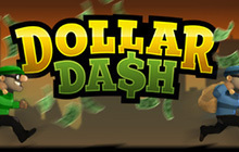 Dollar Dash Badge