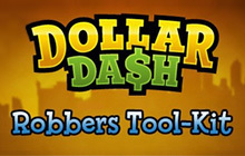 Dollar Dash: Robber's Toolkit DLC Badge