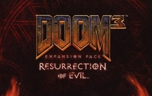 DOOM 3 Resurrection of Evil DLC Badge