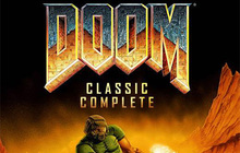 DOOM® CLASSIC COMPLETE Badge