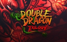 Double Dragon Trilogy Badge