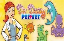 Dr. Daisy Pet Vet Badge