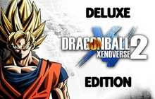 DRAGON BALL XENOVERSE 2 DELUXE EDITION Badge